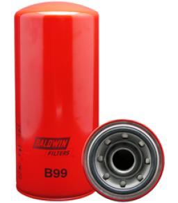 B99 Baldwin Heavy Duty Full-Flow Lube Spin-on