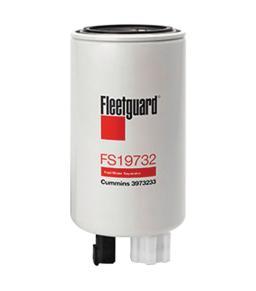 FS19732 Fleetguard Filter Fuel/Water Separator
