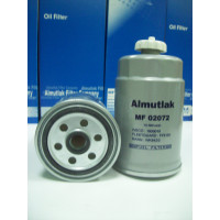 MF02072 Carton Of 10 Pieces ALMUTLAK Fuel Filter