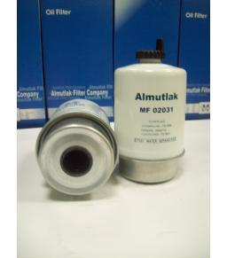 MF02031 Carton Of 10 Pieces ALMUTLAK Fuel Filter