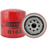 B163 Baldwin Heavy Duty F-F Lube or Transmission Spin-on