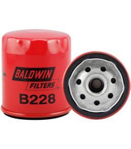 B228 Baldwin Heavy Duty Full-Flow Lube Spin-on