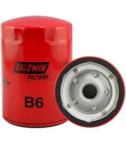 B6 Baldwin Heavy Duty Full-Flow Lube Spin-on