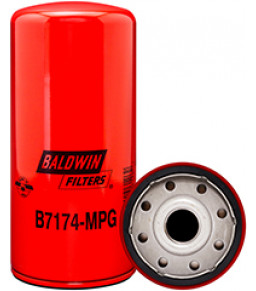 B7174-MPG Baldwin Heavy Duty Max. Perf. Glass Lube Spin-on