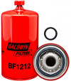 BF1212 Baldwin Heavy Duty Fuel/Water Separator Spin-on with Drain