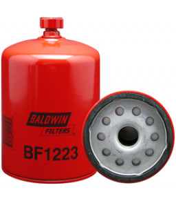 BF1223 Baldwin Heavy Duty Fuel/Water Separator Spin-on with Drain