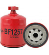 BF1257 Baldwin Heavy Duty Fuel/Water Separator Spin-on with Drain