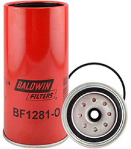 BF1281-O Baldwin Heavy Duty FWS Spin-on with Open Port for Bowl