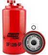 BF1289-SP Baldwin Heavy Duty Fuel/Water Sep with Drain, Sensor Port