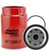 BF1296-O Baldwin Heavy Duty Fuel Spin-on with Open Port for Bowl