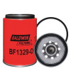 BF1329-O Baldwin Heavy Duty FWS Spin-on with Open Port for Bowl