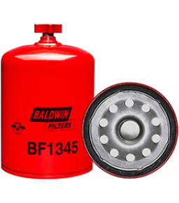BF1345 Baldwin Heavy Duty Fuel/Water Separator Spin-on with Drain