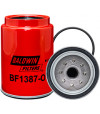 BF1387-O Baldwin Heavy Duty Fuel/Water Separator Spin-on with Open Port for Bowl