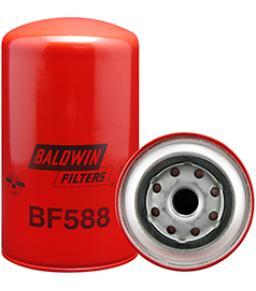 BF588 Baldwin Heavy Duty Secondary Fuel Spin-on
