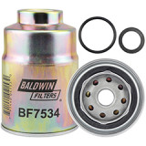 BF7534 Baldwin Heavy Duty FWS Spin-on with Threaded Port