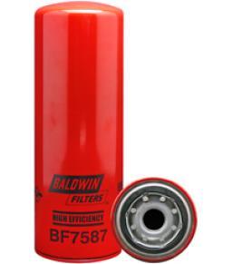 BF7587 Baldwin Heavy Duty High Efficiency Fuel Spin-on