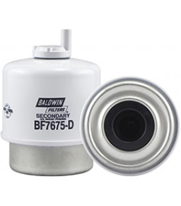 BF7675-D Baldwin Heavy Duty Secondary Fuel/Water Separator Element with Drain