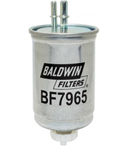 BF7965 Baldwin Heavy Duty In-Line Fuel/Water Separator with Drain