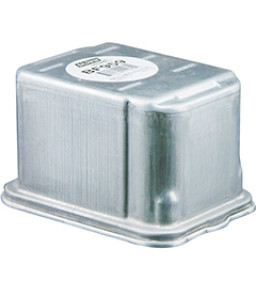 BF959 Baldwin Heavy Duty Dual-Stage Box-Style Metal Fuel Filter
