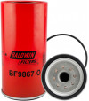 BF9867-O Baldwin Heavy Duty Fuel Spin-on with Open Port for Bowl