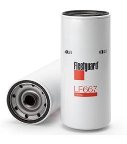 LF667 Fleetguard Lube, Full-Flow Spin-On